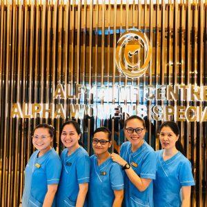 ALPHA IVF SINGAPORE NURSES